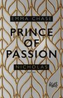 Emma Chase: Prince of Passion - Nicholas