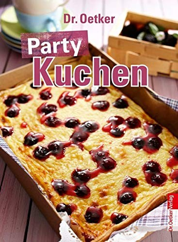 Dr. Oetker: Party Kuchen