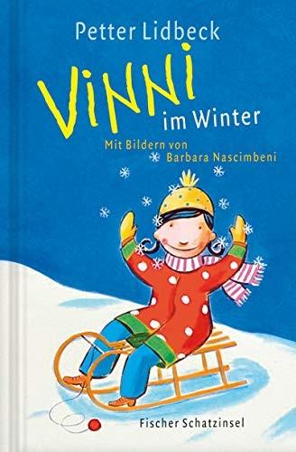 Petter Lidbeck: Vinni im Winter