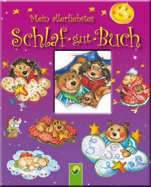 Mein allerliebstes Schlaf-gut-Buch, Pappbilderbuch