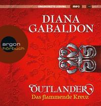 Diana Gabaldon: HÖRBUCH: Outlander - Das flammende Kreuz, 9 MP3-CD