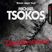 Michael Tsokos: HÖRBUCH: Zerschunden, 4 Audio-CDs
