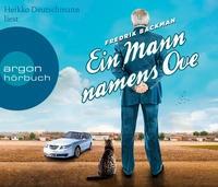 Fredrik Backman: HÖRBUCH: Ein Mann namens Ove, 6 Audio-CDs