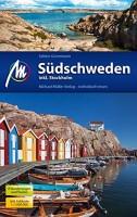 Sabine Gorsemann: Michael Müller Verlag MMV Südschweden inkl. Stockholm Reiseführer