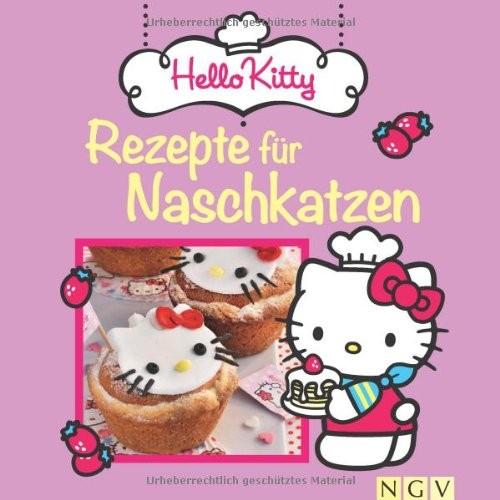 Hello Kitty - Rezepte für Naschkatzen, Backbuch