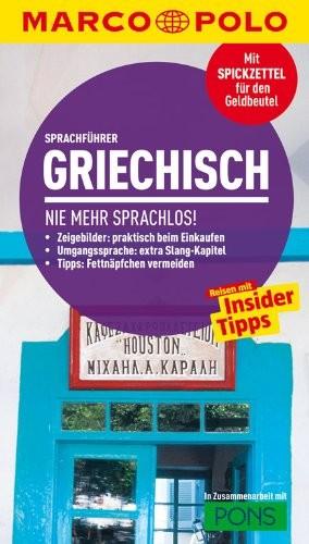 Andreas Meißler: Marco Polo Sprachführer Griechisch