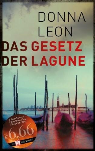 Donna Leon: Das Gesetz der Lagune
