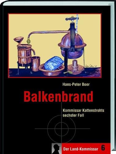 Hans-Peter Boer: Balkenbrand