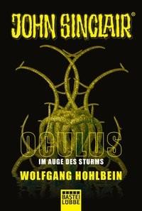 Wolfgang Hohlbein: Oculus - Im Auge des Sturms