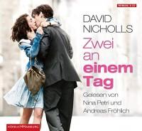 David Nicholls: HÖRBUCH: Zwei an einem Tag, 6 Audio-CDs