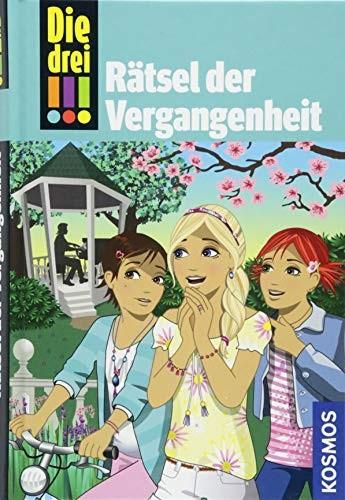 Maja von Vogel: Die drei !!!, Rätsel der Vergangenheit