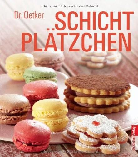 Dr. Oetker: Schichtplätzchen