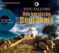 Vitu Falconi: HÖRBUCH: Das korsische Begräbnis, 6 Audio-CDs