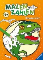 Ravensburger: Malen nach Zahlen ab 5 Jahren: Dinosaurier