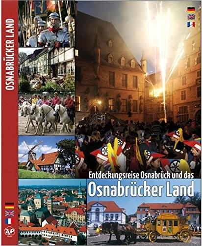 Horst Ziethen: OSNABRÜCK - Entdeckungsreise durch Osnabrück und das Osnabrücker Land