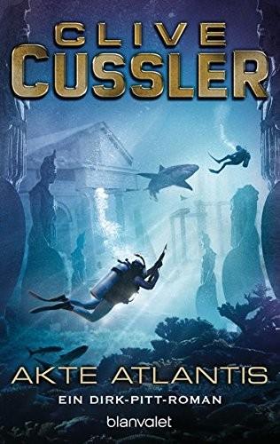 Clive Cussler: Akte Atlantis