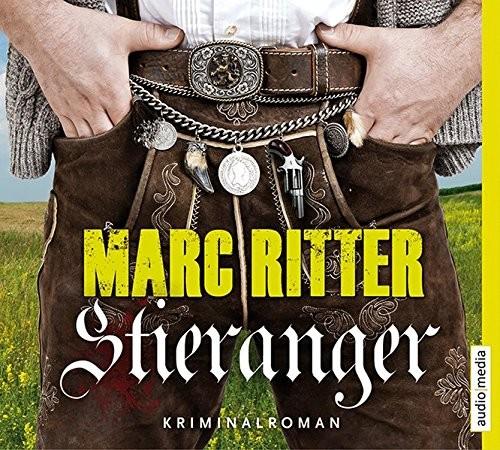 Marc Ritter: HÖRBUCH: Stieranger, 5 Audio-CDs