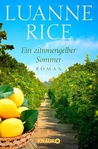 Luanne Rice: Ein zitronengelber Sommer