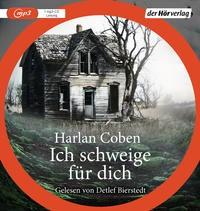 Harlan Coben: HÖRBUCH: Ich schweige für dich, 1 MP3-CD