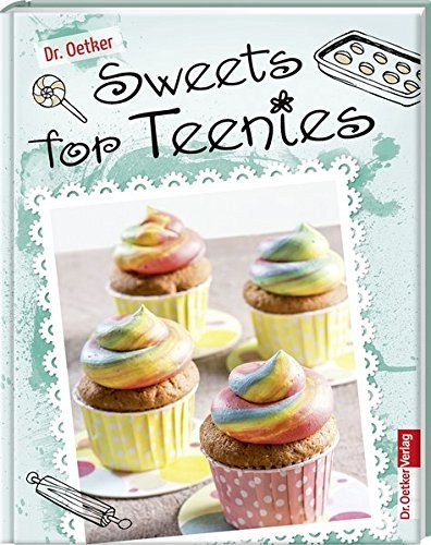 Dr. Oetker: Sweets for Teenies