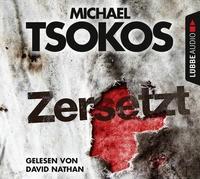 Michael Tsokos: HÖRBUCH: Zersetzt, 4 Audio-CDs