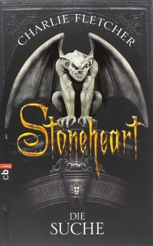Charlie Fletcher: Stoneheart, Die Suche