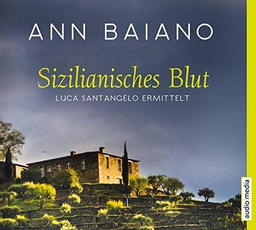 Ann Baiano: HÖRBUCH: Sizilianisches Blut, 5 Audio-CDs