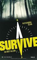 Alexandra Oliva: Survive - Du bist allein. Thriller