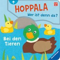 Kathrin Lena Orso: Hoppala, wer ist denn da? Bei den Tieren