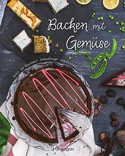 Backen mit Gemüse, Backbuch