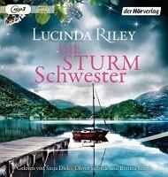 Lucinda Riley: HÖRBUCH: Die Sturmschwester, 2 MP3-CDs