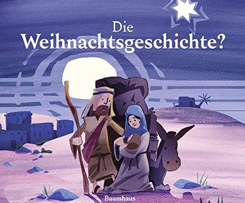 Tobias Holland: Die Weihnachtsgeschichte?