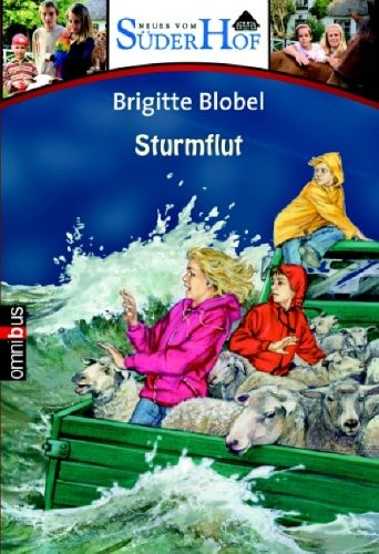 Brigitte Blobel: Sturmflut. Neues vom Süderhof