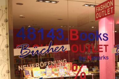 Das Bücher Outlet Logo.