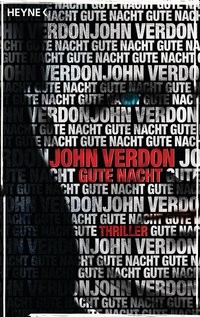 John Verdon: Gute Nacht