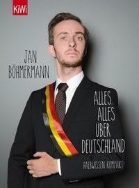 Jan Böhmermann: Alles, alles über Deutschland