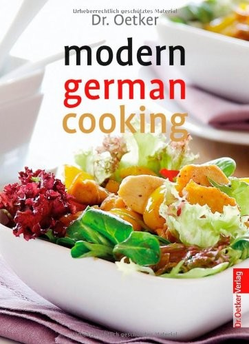 Dr. Oetker: Modern German Cooking