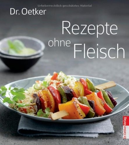 Dr. Oetker: Rezepte ohne Fleisch