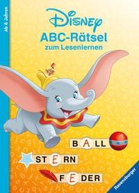Anne Johannsen: Disney Classics: ABC-Rätsel zum Lesenlernen