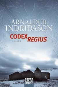 Arnaldur Indriðason: Codex Regius