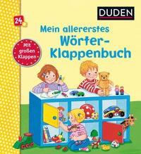 Duden: Duden 24+: Mein allererstes Wörter-Klappenbuch