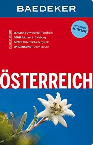 Isolde Bacher: Baedeker Reiseführer Österreich