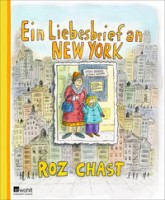 Roz Chast: Ein Liebesbrief an New York