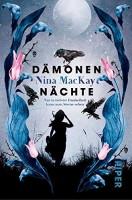 Nina MacKay: Dämonennächte. Nur in tiefster Dunkelheit kann man Sterne sehen.