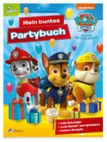 Nelson: PAW Patrol: Mein buntes Partybuch