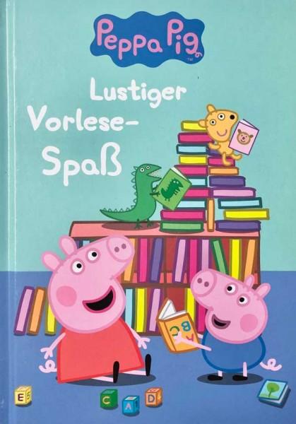 Peppa Pig: Lustiger Vorlese-Spaß Peppa Pig: Lustiger Vorlese-Spaß, Vorlesebuch