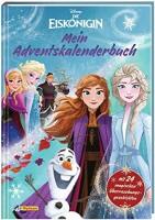 Nelson: Disney - Die Eiskönigin: Mein Adventskalenderbuch