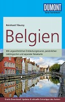 Reinhard Tiburzy: DuMont Reise-Taschenbuch Reiseführer Belgien