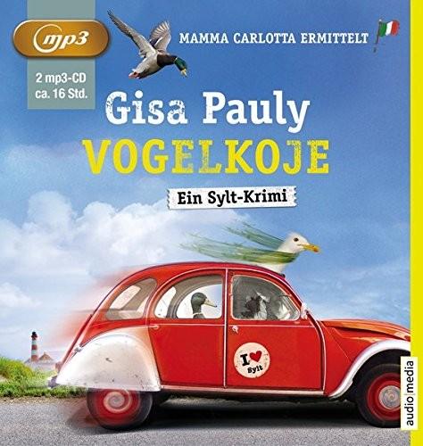 Gisa Pauly: HÖRBUCH: Vogelkoje, 2 MP3-CDs