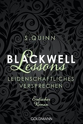 S. Quinn: Blackwell Lessons - Leidenschaftliches Versprechen